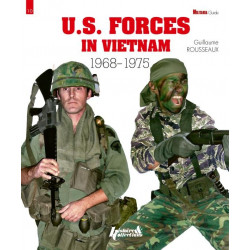 US Forces in Vietnam 1968 - 1975