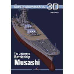 The Japanese Battleship Musashi