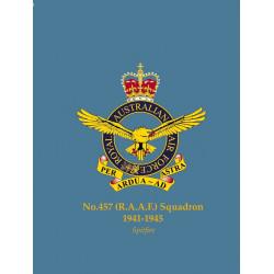 No.457 (RAAF) Squadron, 1941-1945