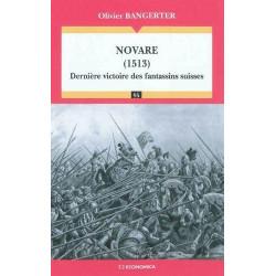 NOVARE (1513) - DERNIÈRE VICTOIRE DES FANTASSINS SUISSES