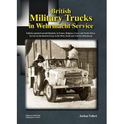 BRITISH MILITARY TRUCKS IN...