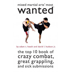 Mixed Martial Arts' Most Wanted™