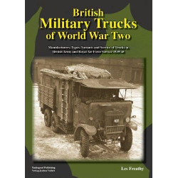 BRITISH MILITARY TRUCKS OF WORLD WAR II