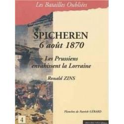 SPICHEREN, 6 AOUT 1870