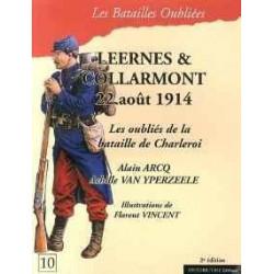 LEERNES ET COLLARMONT - 22 AOUT 1914 - LES OUBLIES DE LA BATAILLE DE CHARLEROI