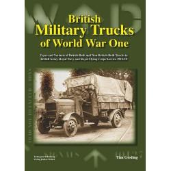 BRITISH MILITARY TRUCKS OF...
