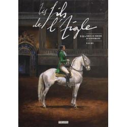 LES FILS DE L'AIGLE T.7 -...
