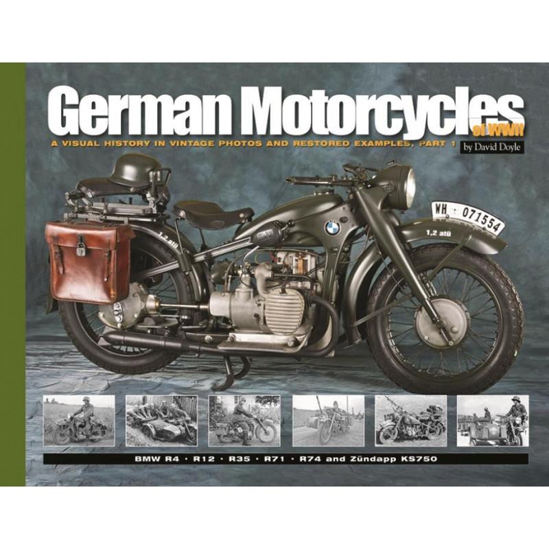 German Motorcycles of WWII