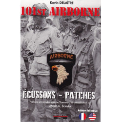 101st AIRBORNE : Ecussons : Guide du Collectionneur - 101st Airborne : Patches : Collector's Guide