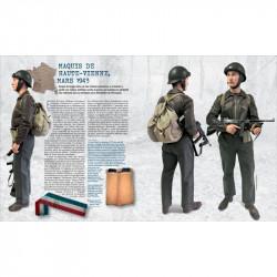 MAQUISARDS ET PARTISANS 1943-1944 GUIDE MILITARIA N°12