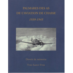 PALMARES DES AS DE L'AVIATION DE CHASSE 1939-1945