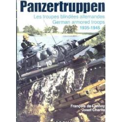 PANZERTRUPPEN - Les troupes blindées allemandes