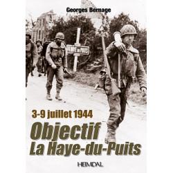 OBJECTIF LA HAYE DU PUIT 3-9 Juillet 1944