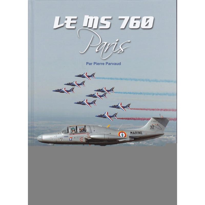 LE MORANE SAULNIER MS-760 PARIS