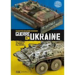 GUERRE EN UKRAINE: Maquettes de blindés modernes