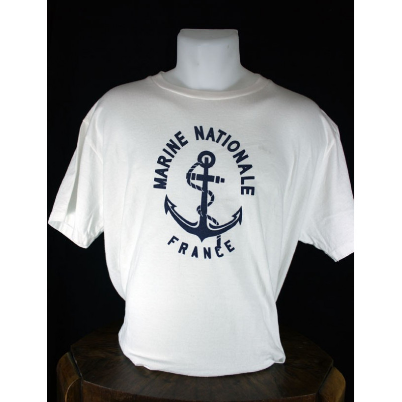 t shirt overlord marine nationale forties factory. Black Bedroom Furniture Sets. Home Design Ideas