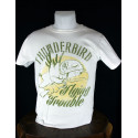 T-Shirt tubulaire Forties-Factory Thunderbird Flying Trouble