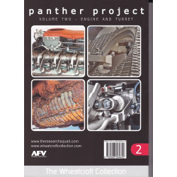 PANTHER PROJECT VOL 2 - ENGINE AND TURRET