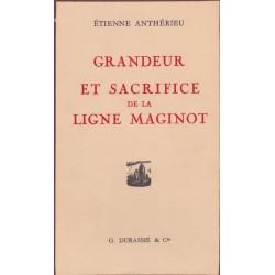 Grandeur et sacrifice de la Ligne Maginot
