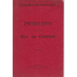 Protection contre les gas de combats - 1929