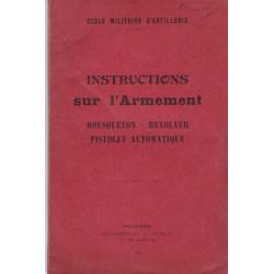 Protection contre les gas de combats - 1929