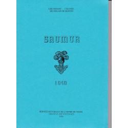 Saumur 1940  (ronéotypé)