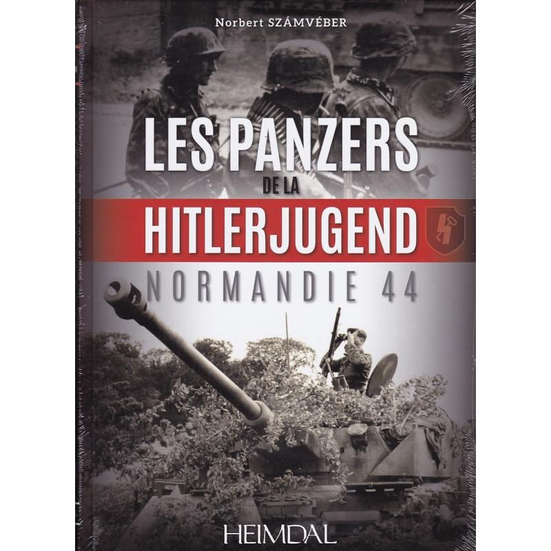 PANZERS DE LA HITLERJUGEND - Normandie 44