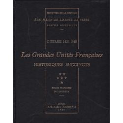 Guerre 39-45. Les grandes unités françaises Tome VI, Les FFI aux combats et à la réorganisation de l'armée,