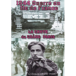 1944 Guerre en Ile de France. Volume 5, La Chute du Paris