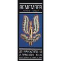 REMEMBER - Les parachutistes de la France libre (1940 à 1943)