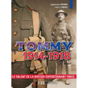 TOMMY 1914-1918  Le soldat de la British Expeditionary Force