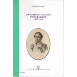 Souvenirs d'un capitaine de gendarmerie (1775-1828)