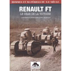 RENAULT FT-17  - LE CHAR DE LA VICTOIRE