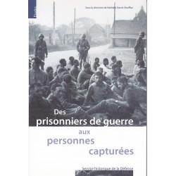 Des prisonniers de guerre aux personnes capturées
