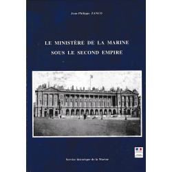 Le Ministère de la marine sous le Second Empire