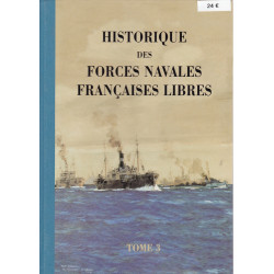 Historique des Forces navales françaises libres - Tome 3, Annuaire biographique des officiers des FNFL