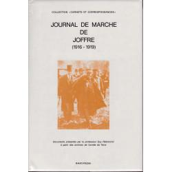 Journal de marche de Joffre (1916-1919)