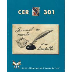 CER 301 - Journal de marche d'une escadrille