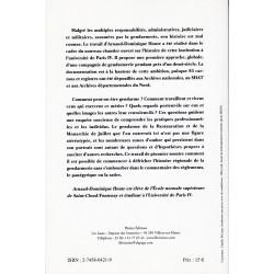 Gendarmes et gendarmerie dans le département du Nord (1814-1852)