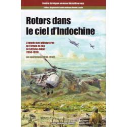 Rotors dans le ciel d'Indochine - Les opérations - Tome 2