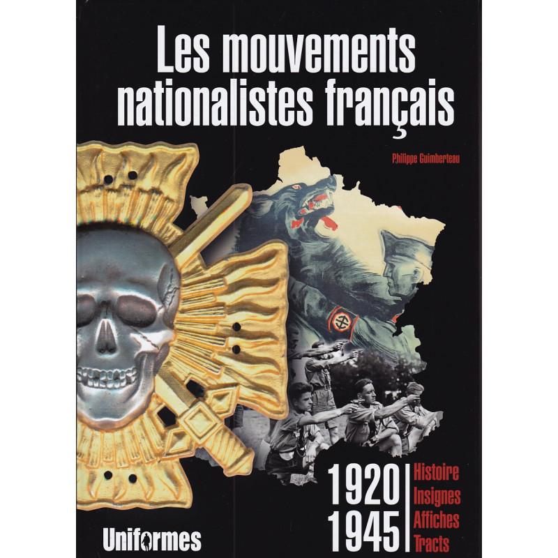 LES MOUVEMENTS NATIONALISTES FRANÇAIS