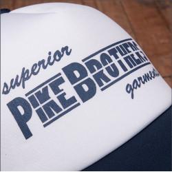 Casquette américaine Pike Brothers 1967 Trucker Cap Navy