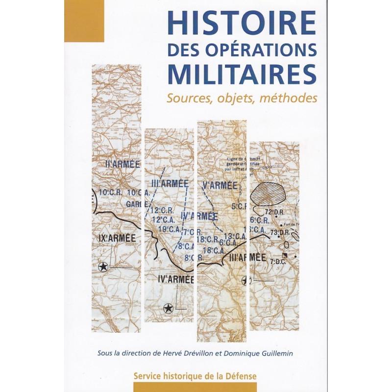 histoire des opérations militaires. Sources, objets, méthodes