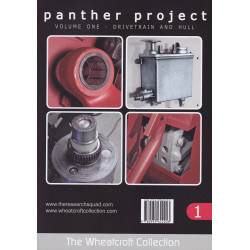 PANTHER PROJECT VOL 1 - Drivetrain and Hull