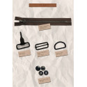 Aviator's Kit Bag Mini by In Memories Sportswear