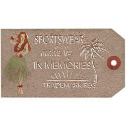 Tote Bag Frogskin USMC Green by In Memories Sportswear