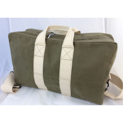 Aviator's Kit Bag Weekender by In Memories Sportswear