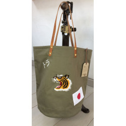 Tote Bag Souvenir of Japan by In Memories Sportswear
