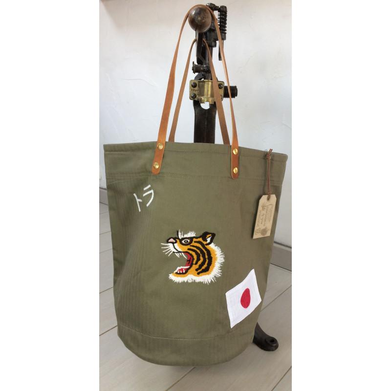 Tote Bag Souvenir of Japan by In Memories Sportswear