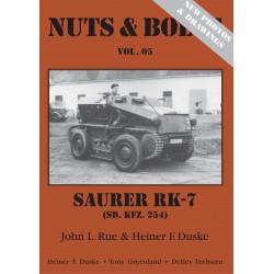 Saurer RK-7 (Sd.Kfz. 254)